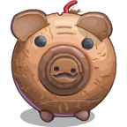 CoconutAnimals Pig-icon