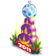 New Year's Ball-icon
