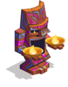 Tiki Fire Relic Finished