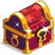 Red Locked Chest-icon