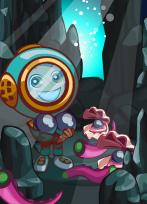 Deep Pearl Diver Victory-icon