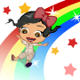 Happy Land Rainbow Feed-icon