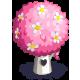Happy Pink Tree-icon