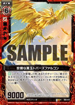 B05-012 Sample