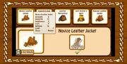 4. novice leather jacket
